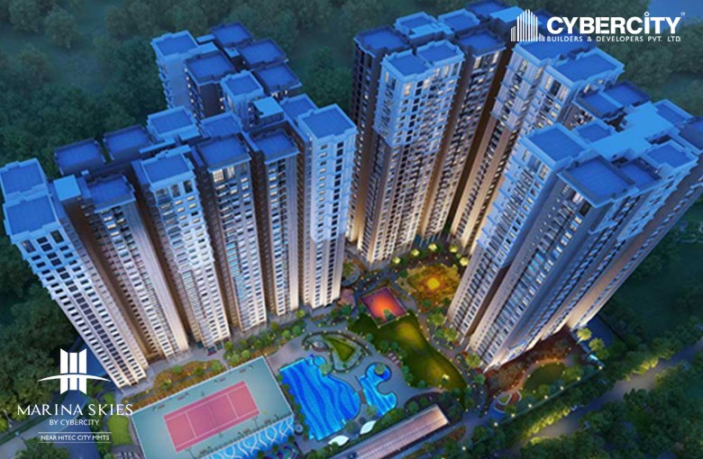 6 REASONS WHY LIVING IN HITEC CITY IS A SMART CHOICE :